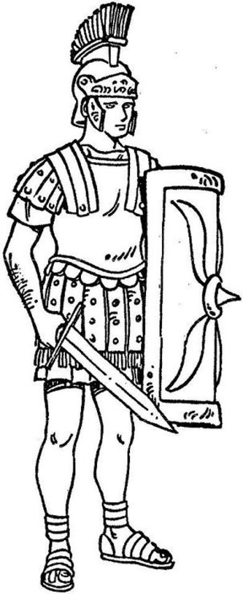 army coloring pages 2 - Military Coloring Pages