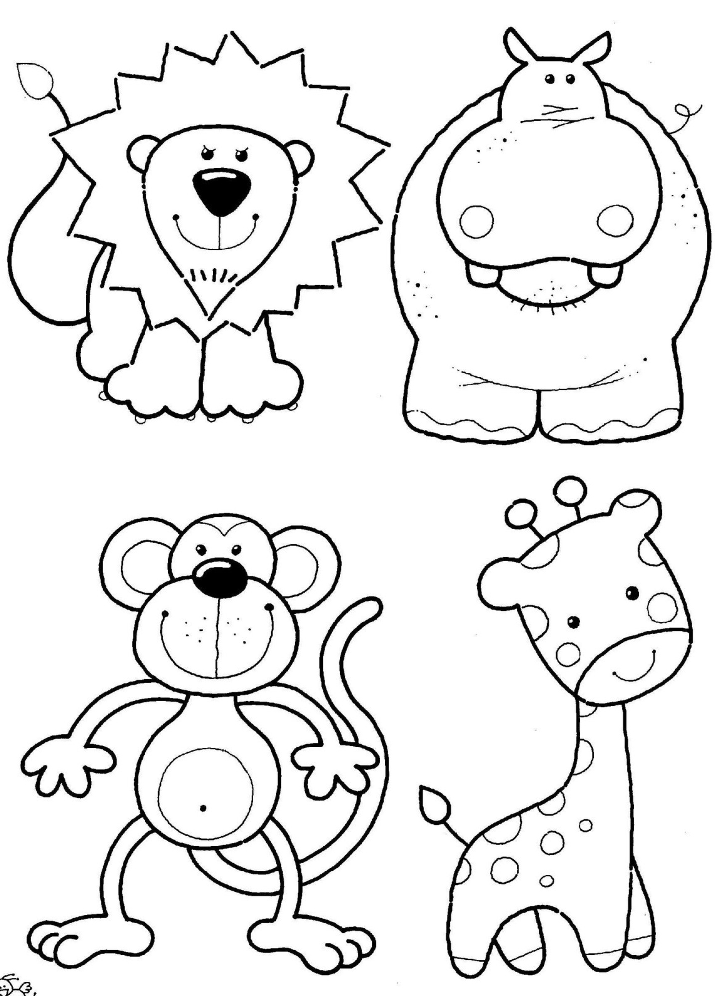 coloring pages veterinarian - photo#29