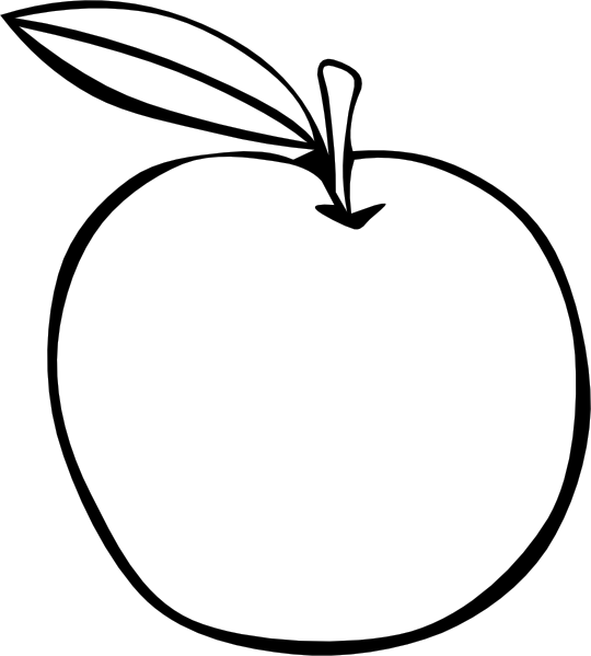 Fruit Coloring Pages | Coloring Lab