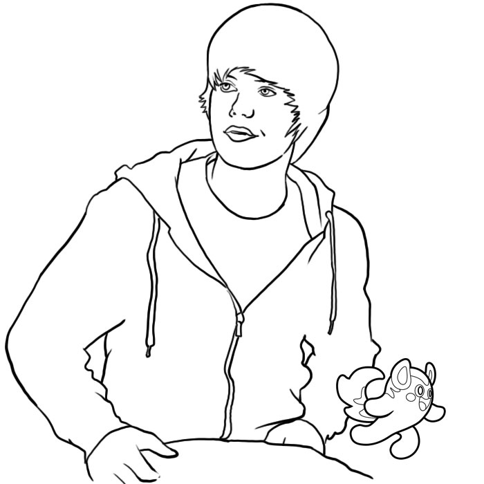 photos justin bieber coloring pages 3 justin bieber coloring pages 4