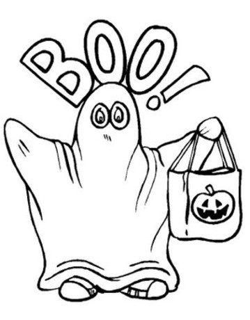 Printable Halloween Coloring Pages | Coloring Lab