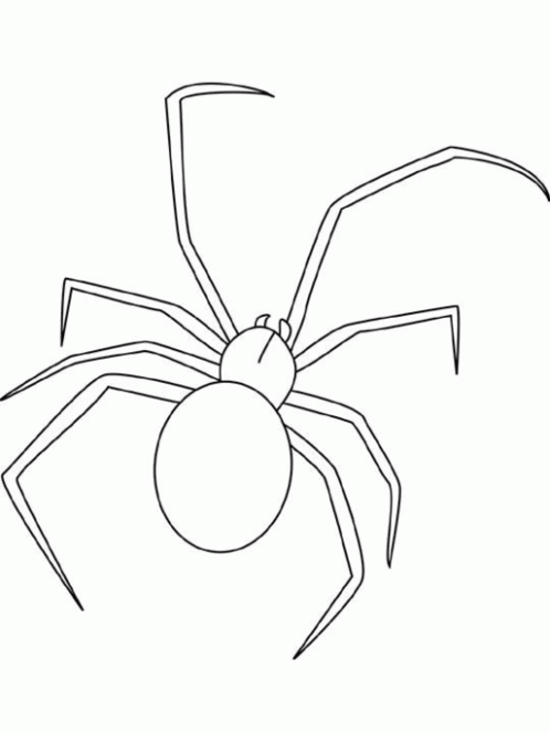 Spider Coloring Pages Coloring Lab Coloring Pages Spider