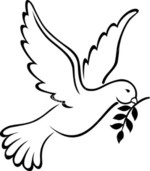 peace coloring pages 3